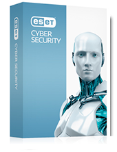 ESET Cybersecurity for Mac OS pudełko
