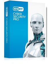 ESET Cybersecurity Pro for Mac OS pudełko