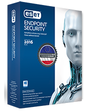 ESET Endpoint Security for Android pudełko